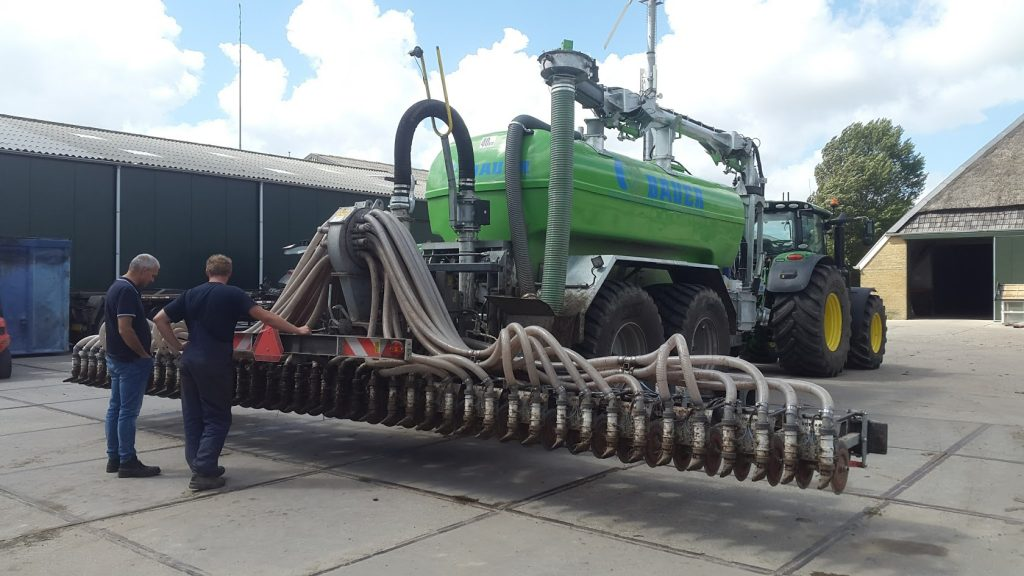 15 m3 BAUER POLY-Tanker